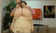 Joven tetona quiere hacer porno
