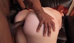 Gorda de 200 kilos hace anal, vaginal y oral