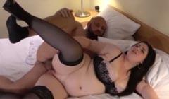 Follando a su cuñada gordita cuando su mujer no está